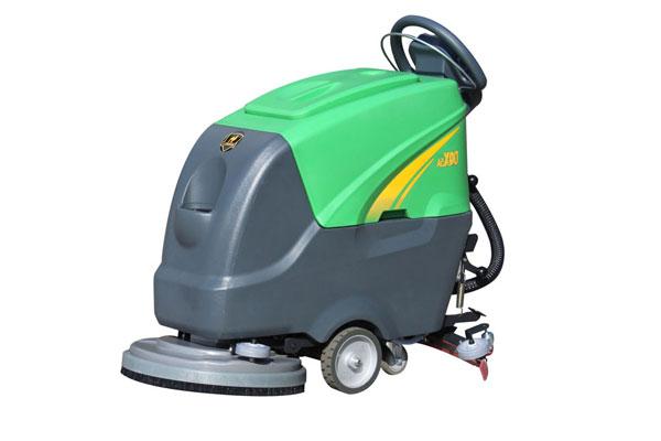 瑪西爾DQX5A手推式(shi)全自動洗地機